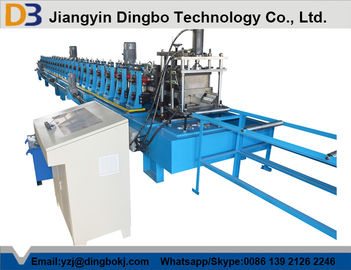 Full Automatic Steel Gutter Roll Forming Machine with CE / ISO Certificate